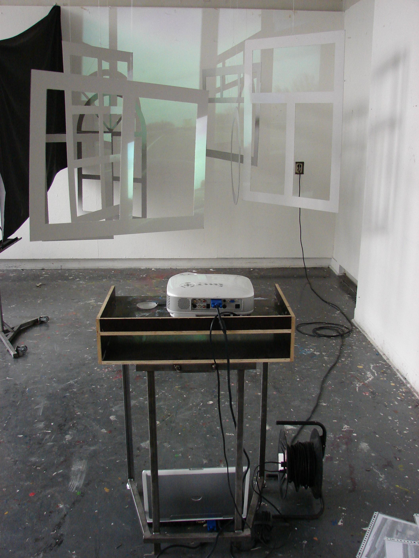 """Transition III"", 2007, carton, stop motion"